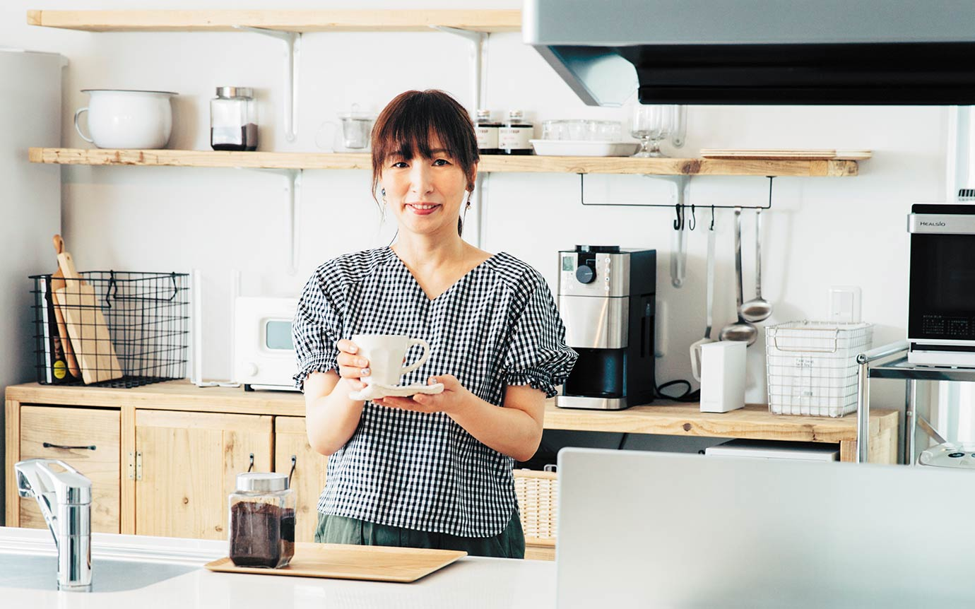 【新居浜市で活躍する女性インタビュー】人気インテリアブロガー瀧本真奈美さん