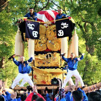 41年振りの太鼓祭り