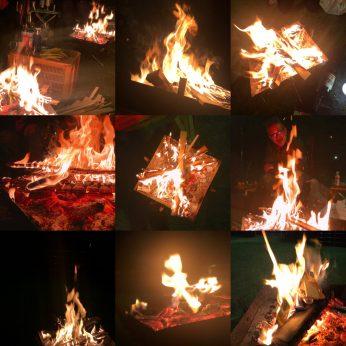 オトナの焚き火会